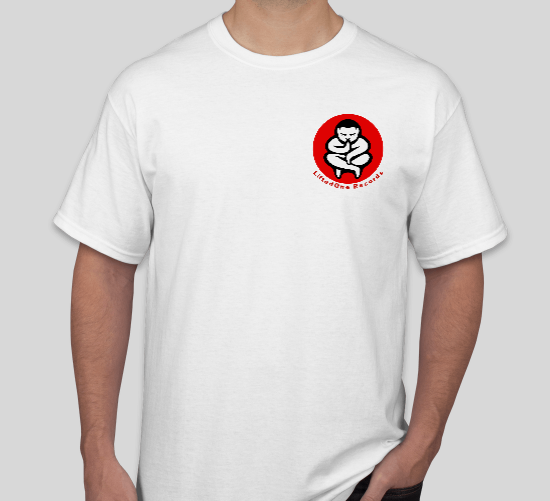Thumbnail of: OFFICIAL LIFTEDONE RECORDS TEE!