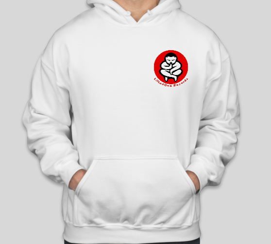 Thumbnail of: OFFICIAL LIFTEDONE RECORDS HOODIE!