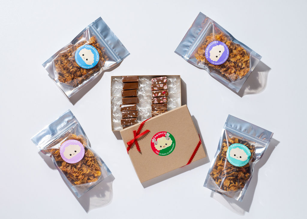 Thumbnail of: The Caramunchies Caramel Christmas Gift Set