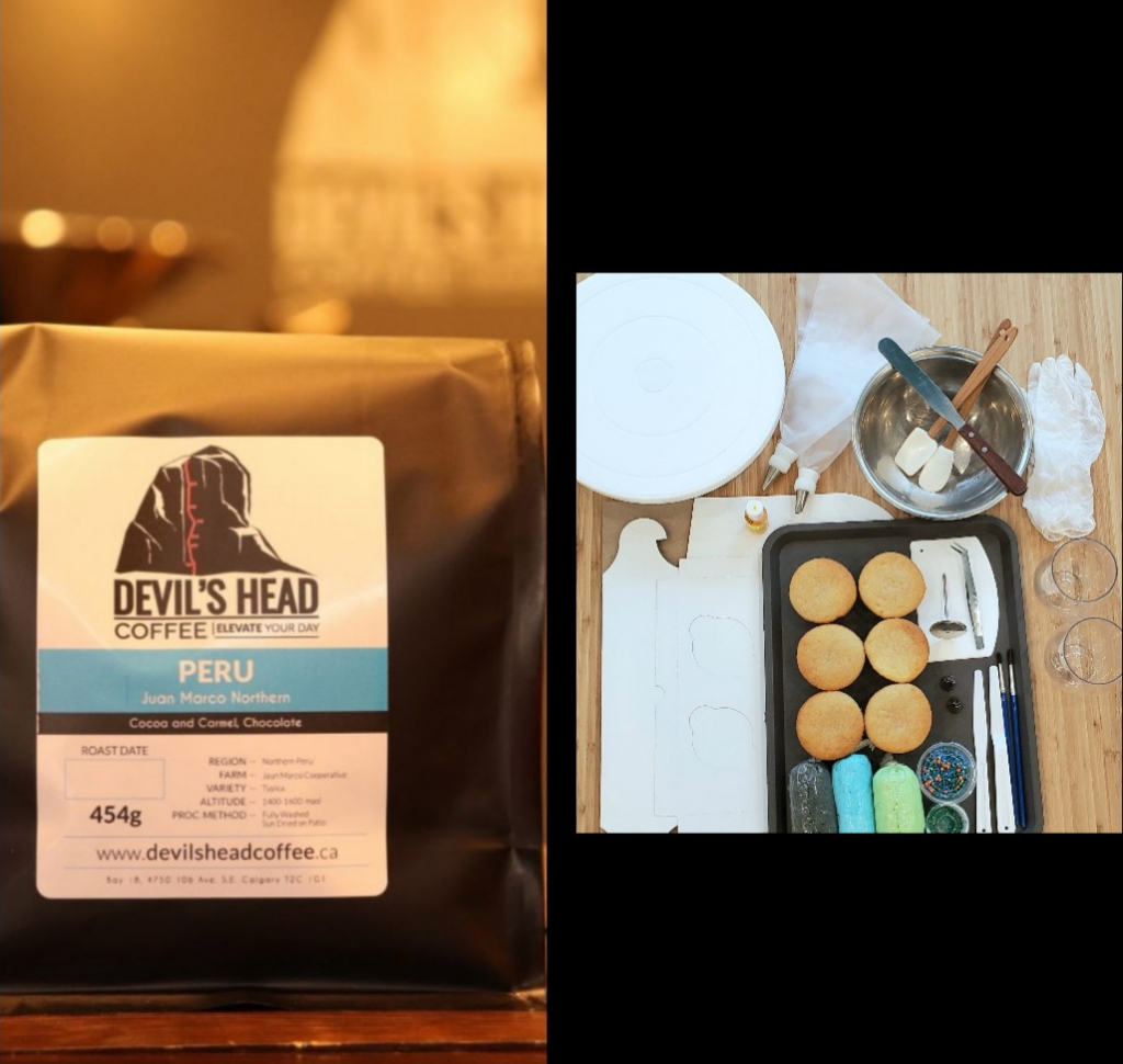 Thumbnail of: CAFFINATED & CURIOUS