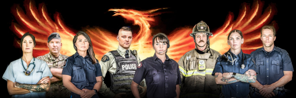 Thumbnail of: 24x36 Emergency Services Artwork and Photographs by DanSun Photo Art.