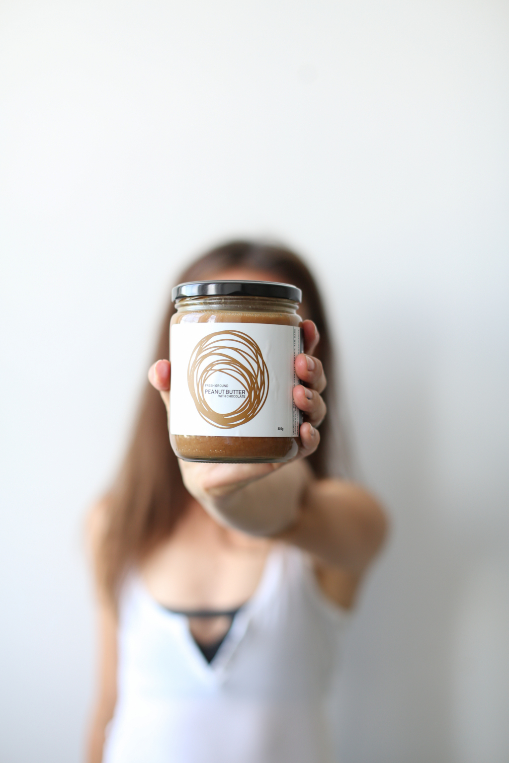 Thumbnail of: Chocolate Peanut Butter 250g - Free Pick-Up Within Calgary