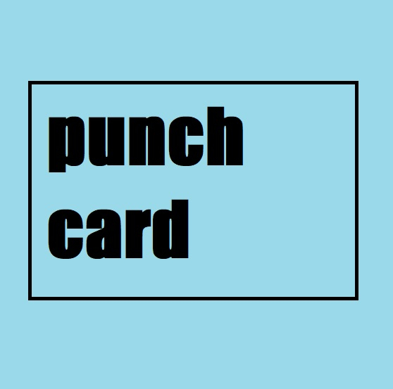 Thumbnail of: Punch Card - 10 Sandwiches