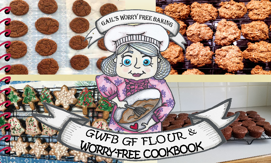 Thumbnail of: Flour and GWFB Gluten Free Cookbook