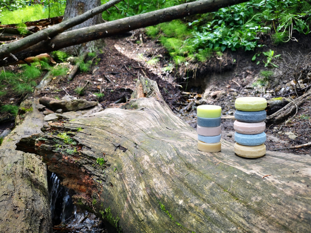 Thumbnail of: Set of Shampoo + Conditioner Bars - Free Pick-up in YYC