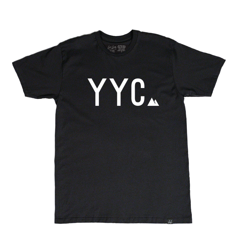 Thumbnail of: Local Laundry T-Shirt - Free Pick-Up in YYC
