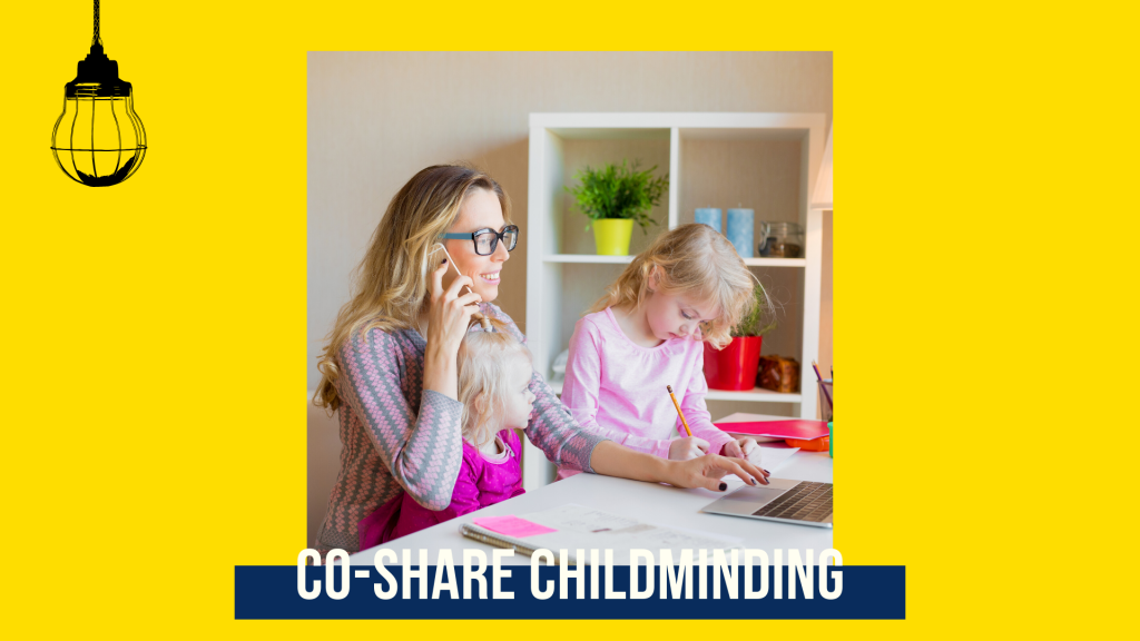 Thumbnail of: COshare Childminding