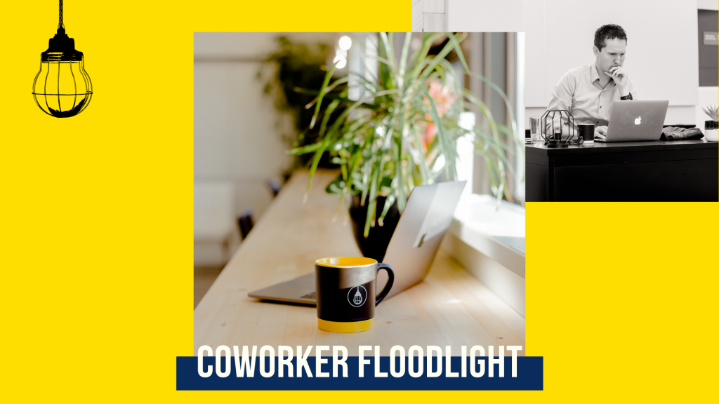 Thumbnail of: COworker Floodlight Membership + Cuppa Coffee