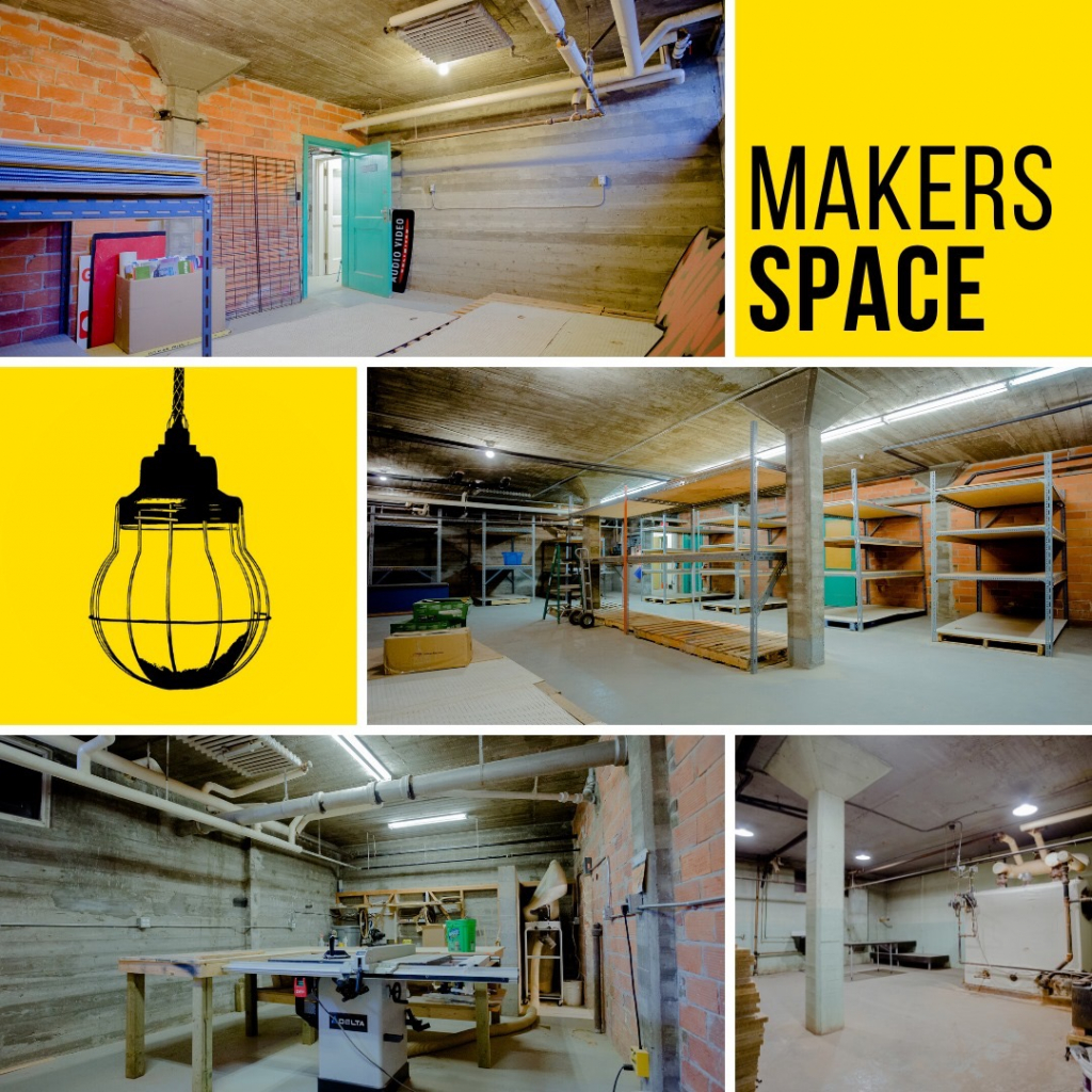 Thumbnail of: Makerspace Founding Member