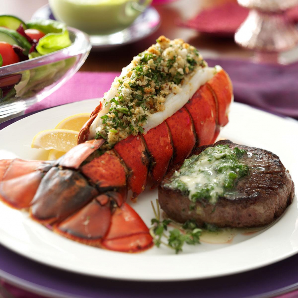 Thumbnail of: Surf & Turf