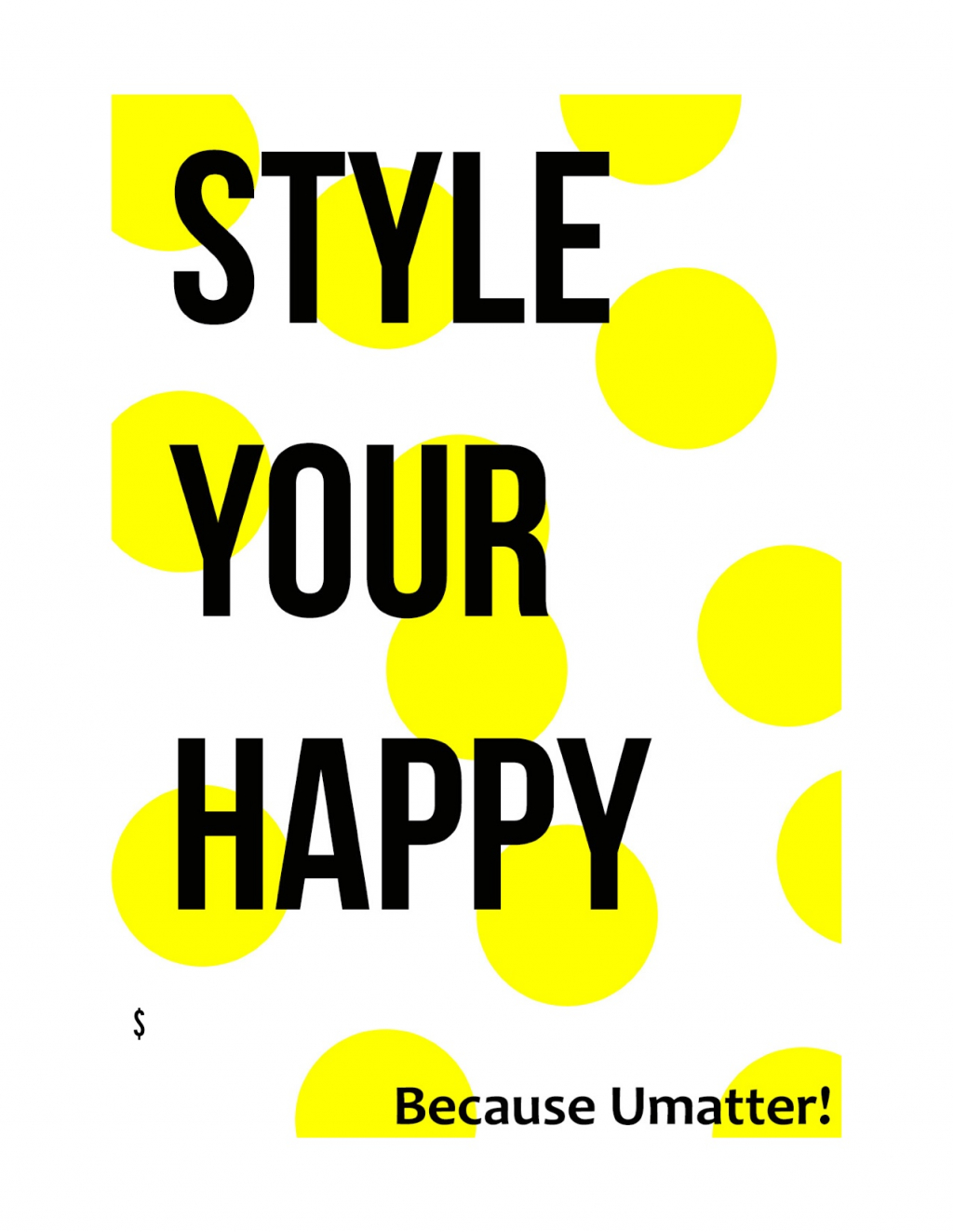 Thumbnail of: Style Your Happy Coaching Session
