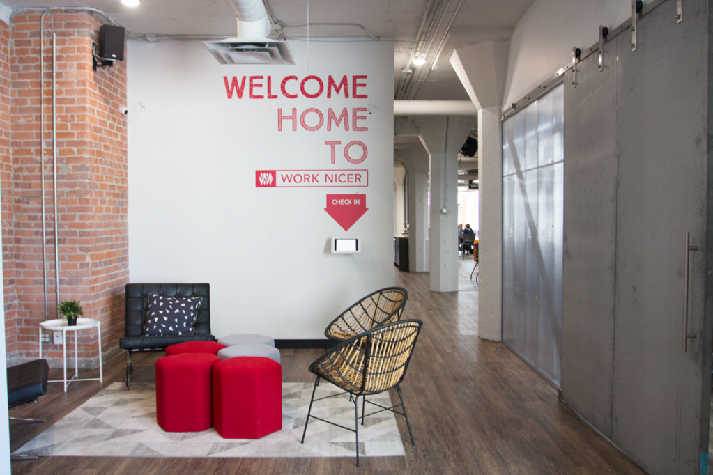 Thumbnail of: Work Nicer - 1 Month of Coworking!