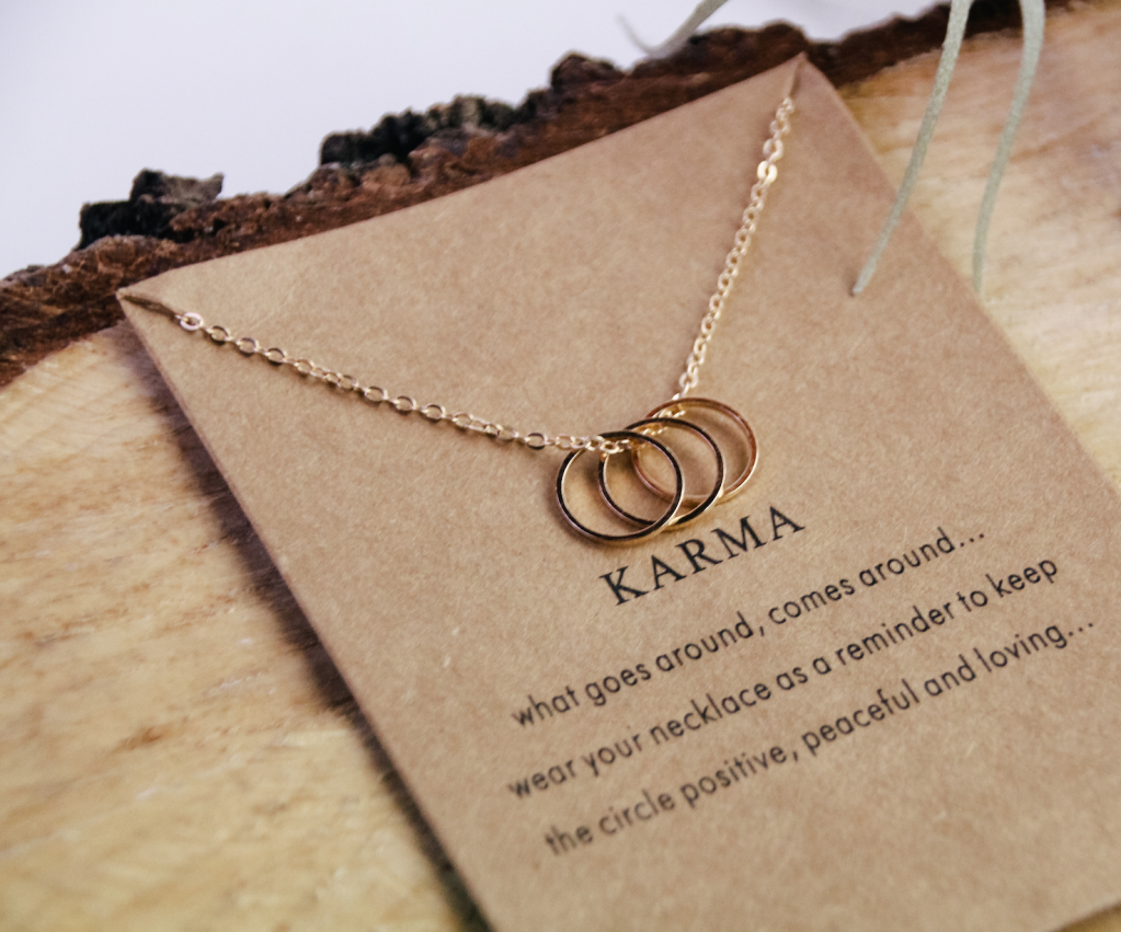 Thumbnail of: Karma Necklace + Guided Meditation Pack