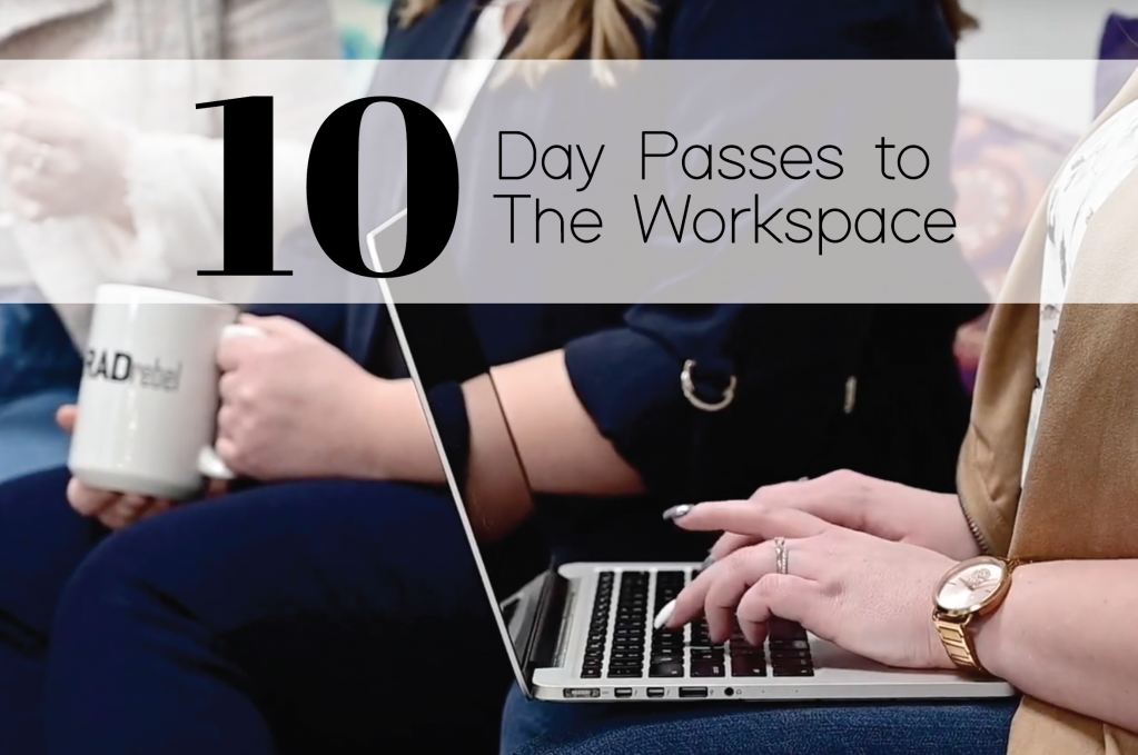 Thumbnail of: The Workspace /// 10 Day Punch Pass