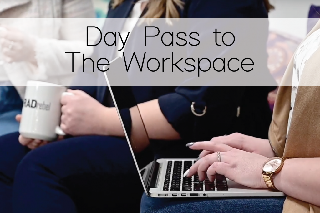 Thumbnail of: The Workspace /// Day Pass