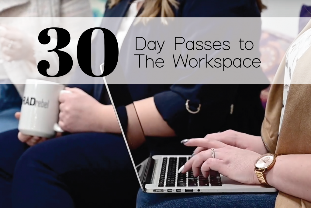Thumbnail of: The Workspace /// 30 Day Punch Pass