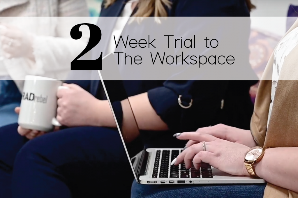 Thumbnail of: The Workspace  /// 2 Week Unlimited Trial Pass