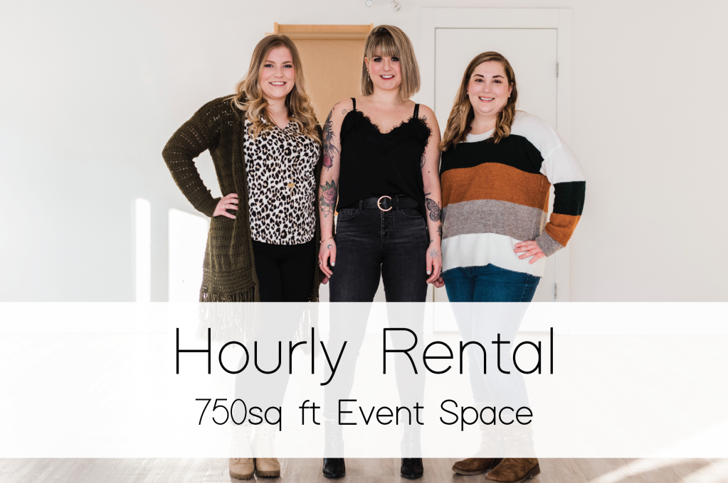 Thumbnail of: Book our NEW The Event Space /// Hourly Rental