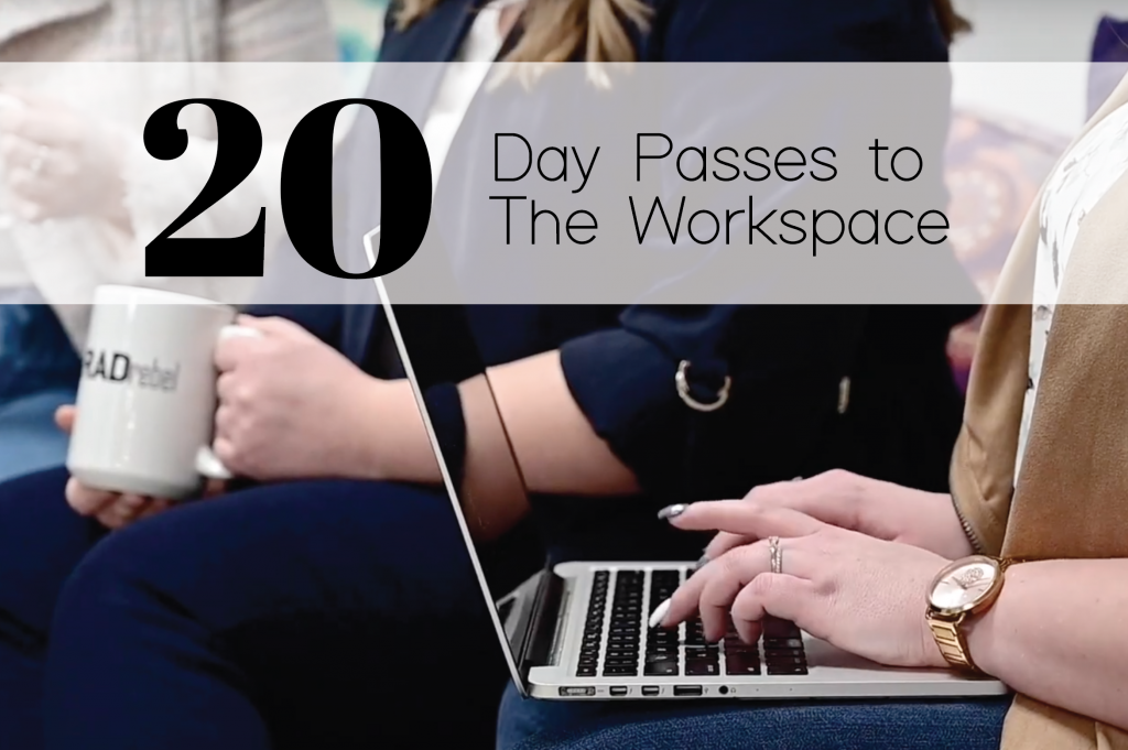 Thumbnail of: The Workspace /// 20 Day Punch Pass