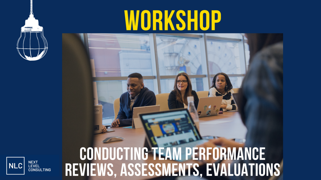 Thumbnail of: Workshop: Conducting Performance Reviews, Assessments + Evaluations