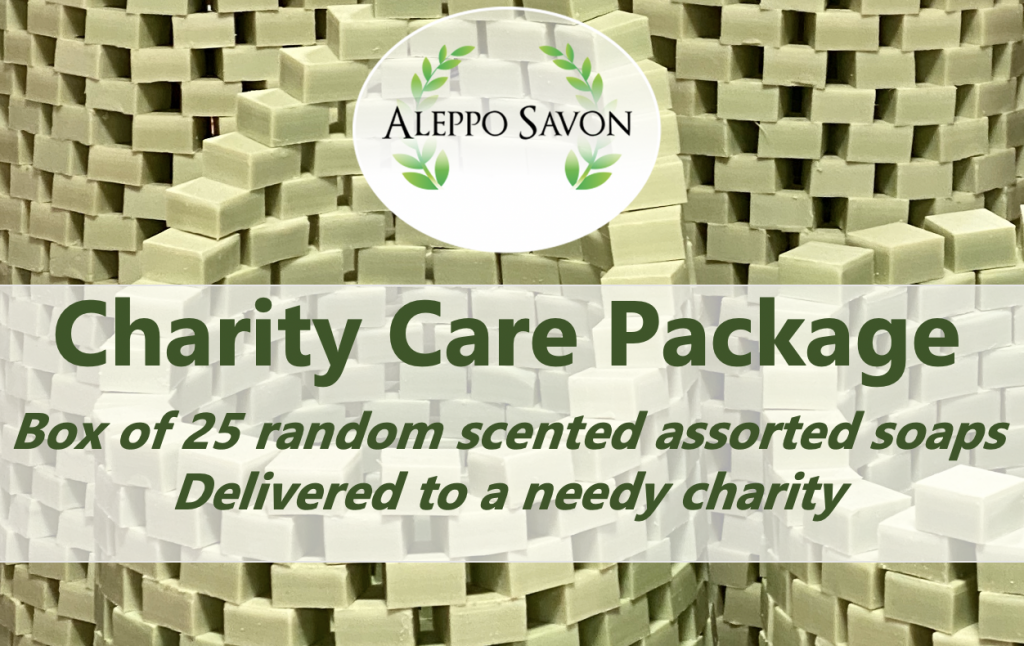 Thumbnail of: Charity Soap Package