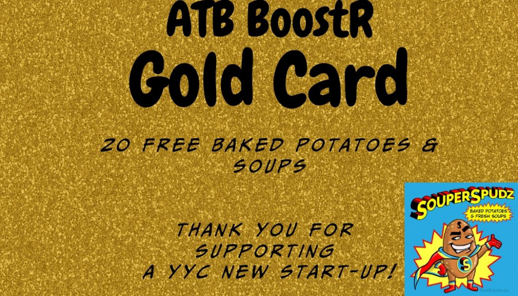 Thumbnail of: Gold Souperspudz VIP Card