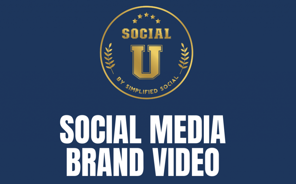 Thumbnail of: Social Media Brand Video