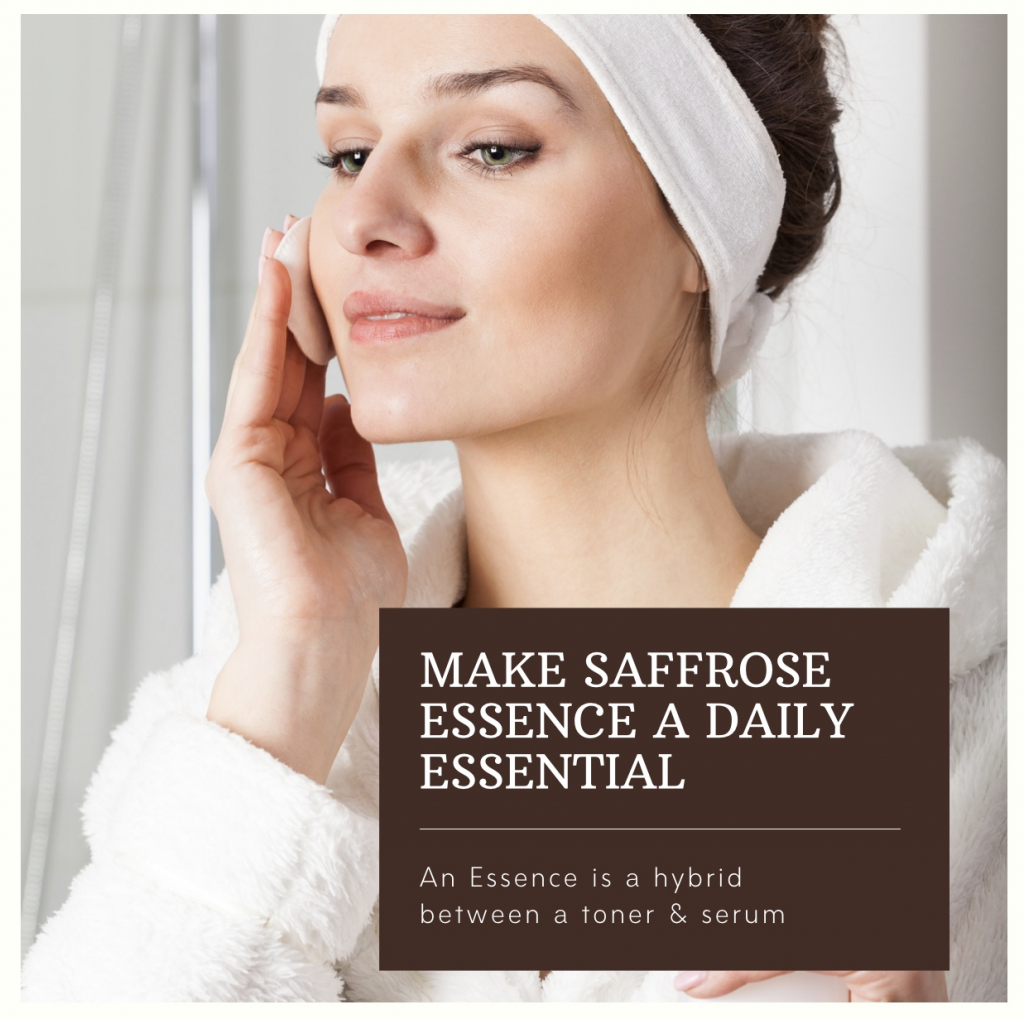 Thumbnail of: Saffrose - Refreshing Saffron & Rosewater Essence - 125 ml./4.2 fl. oz.