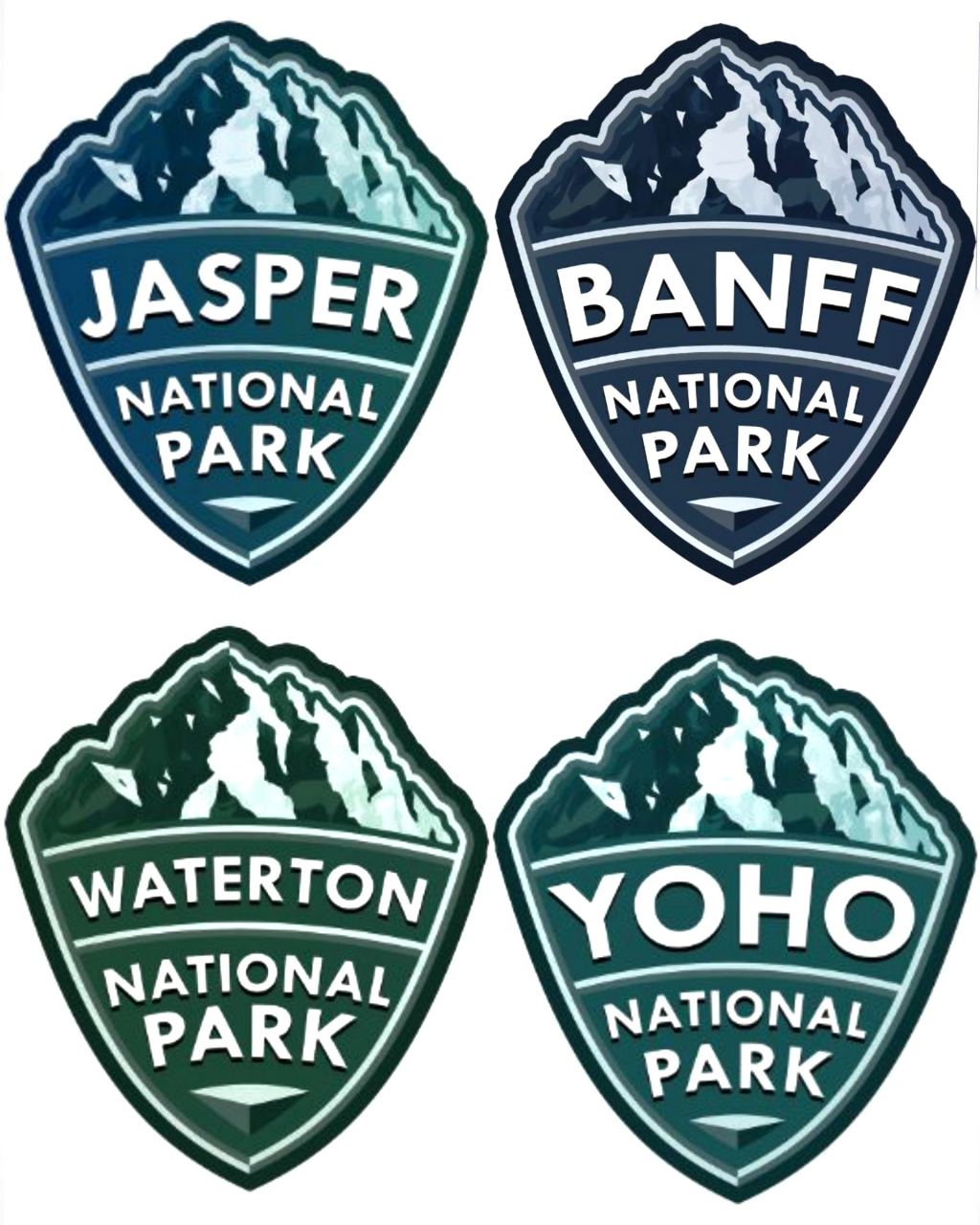 Thumbnail of: National Parks Sticker Pack