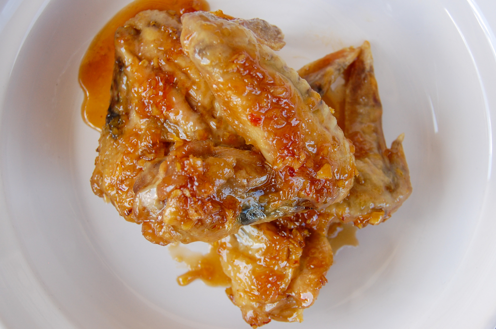 Thumbnail of: Ain't No Thang! Gourmet Chicken Wings: Wings for 4