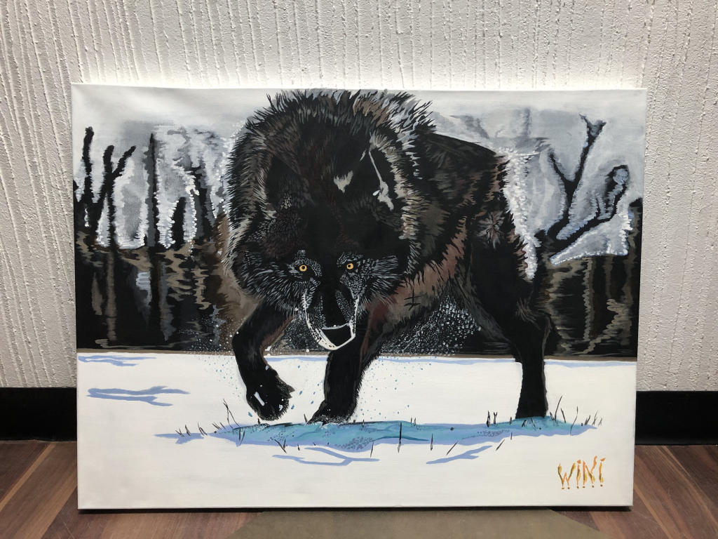 Thumbnail of: Lone Wolf
