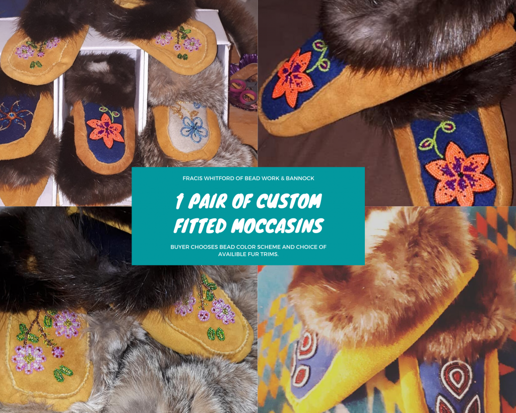 Thumbnail of: Custom Fitted Moccasins