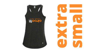 Thumbnail of: Racerback Tank - Extra Small