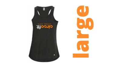 Thumbnail of: Racerback Tank - Large