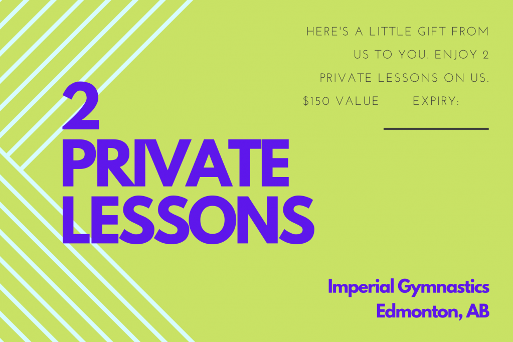Thumbnail of: 2 Private Lessons