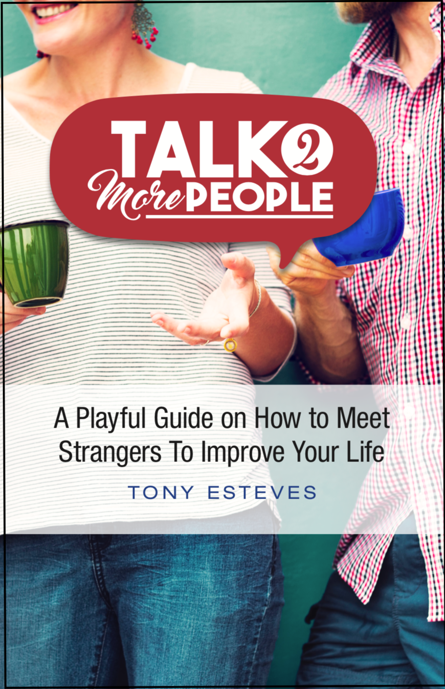 Thumbnail of: 1 Paperback Talk2MorePeople Book