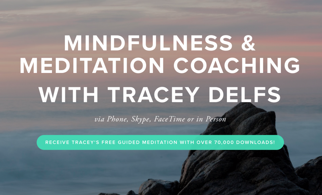 Thumbnail of: Life or Mindfulness Coaching by contributing author, Tracey Delfs