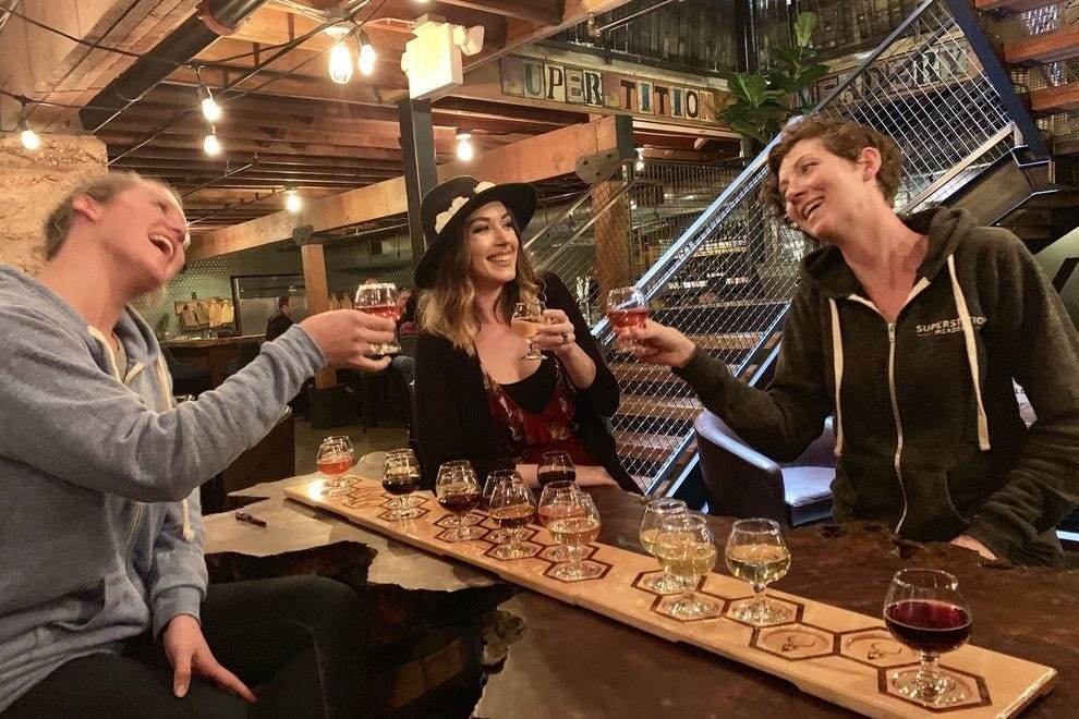 Thumbnail of: Meadery Tour & Mead