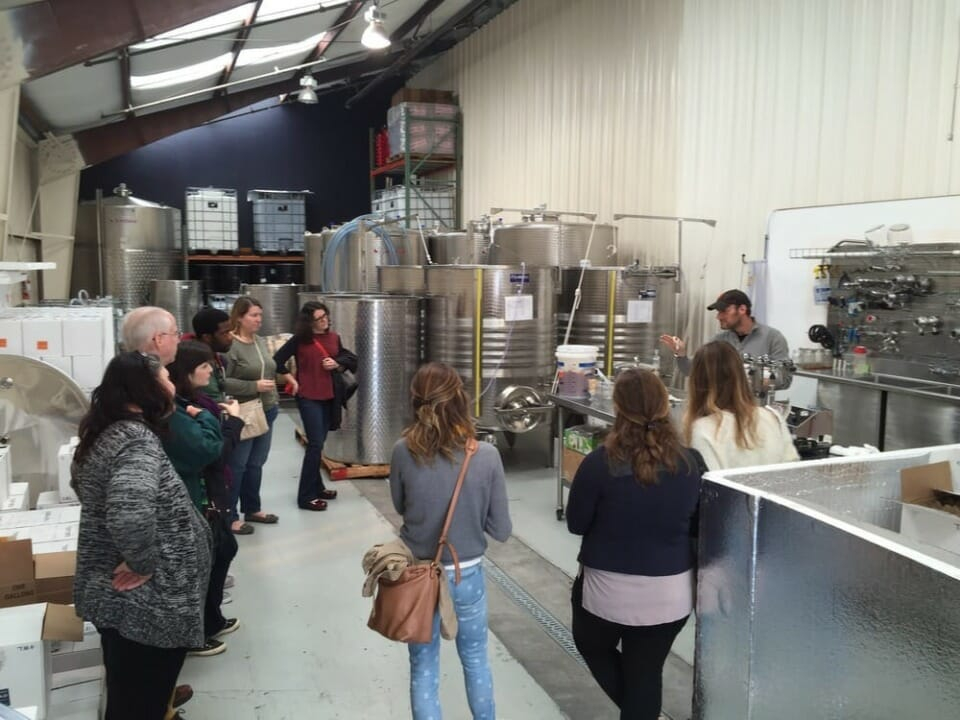 Thumbnail of: Commemorative Meadery Tour