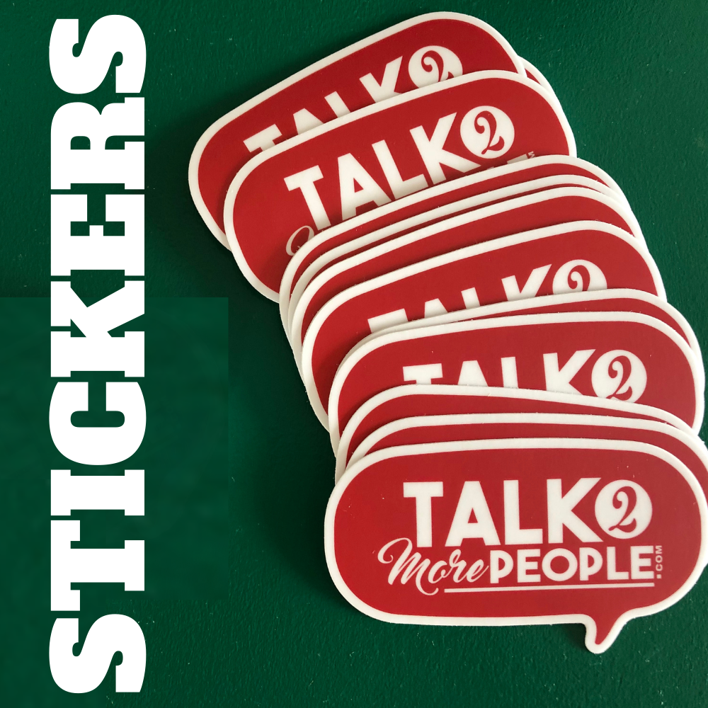 Thumbnail of: 5 - Talk2MorePeople Stickers