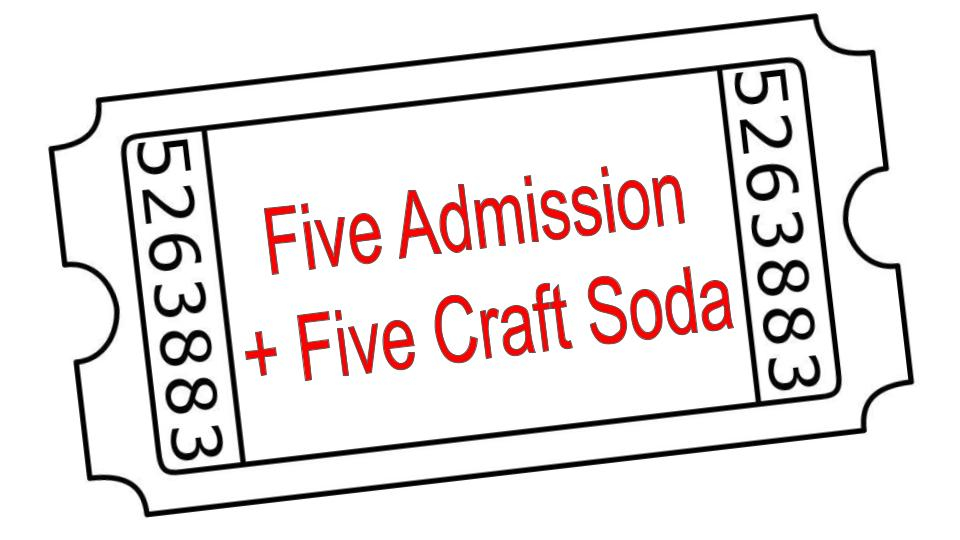 Thumbnail of: Five Admissions