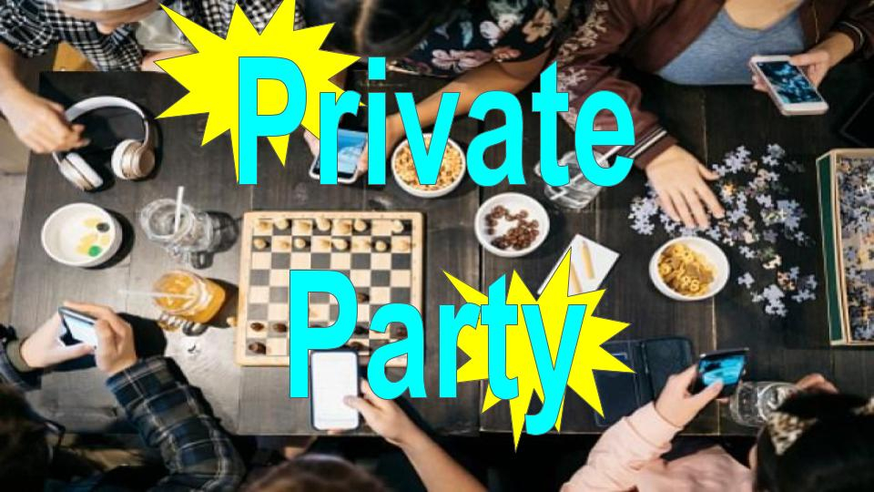 Thumbnail of: Private Party