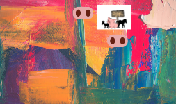 Thumbnail of: Piggy Paint Day