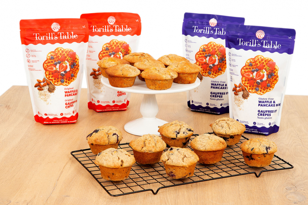 Thumbnail of: Quarterly Muffin and Waffle Subscription (Gluten-Free)