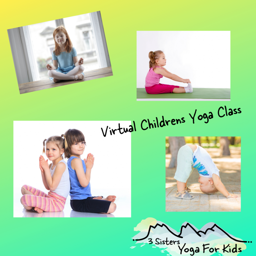 Thumbnail of: Virtual Children Yoga Class