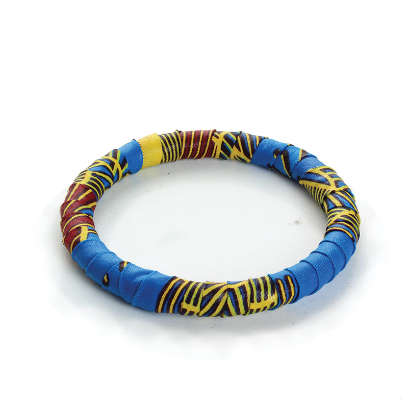 Thumbnail of: Kitenge Wrapped Bangle
