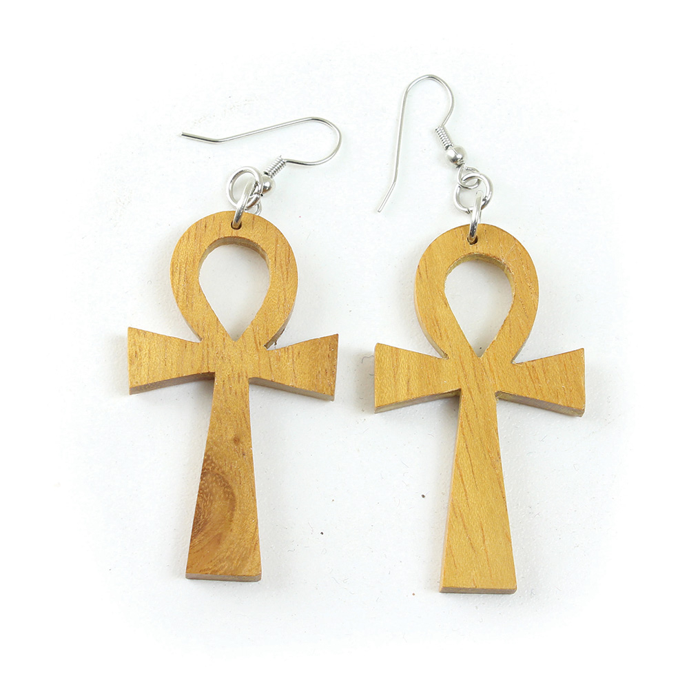 Thumbnail of: Ankh Earrings