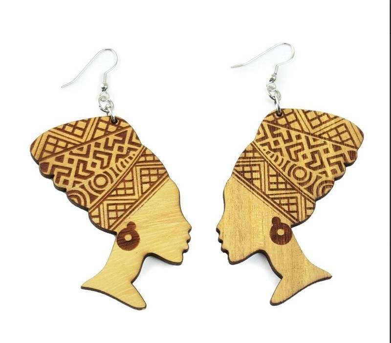 Thumbnail of: Mama Africa Earrings