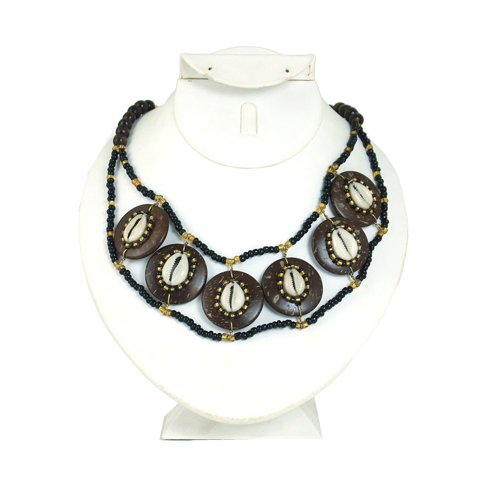 Thumbnail of: Cowrie Shell Necklace