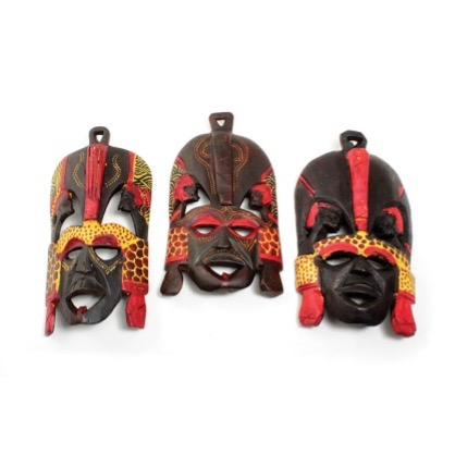 Thumbnail of: Maasai Mask - Large